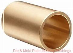 Bunting Bearings, LLC 12BU10 Die & Mold Plain-Bearing Bushings
