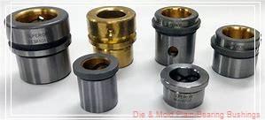 Bunting Bearings, LLC BJ7S081204 Die & Mold Plain-Bearing Bushings