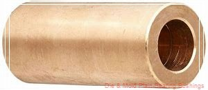 Bunting Bearings, LLC M3020BU Die & Mold Plain-Bearing Bushings
