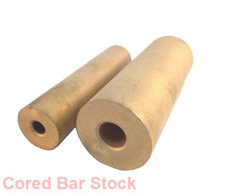Oiles 30S-6486 Cored Bar Stock