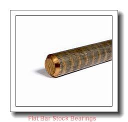 Precision Brand 30185 Flat Bar Stock Bearings