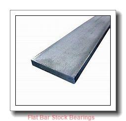L S Starrett Company 54084 Flat Bar Stock Bearings