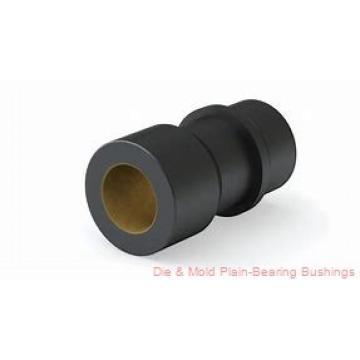 Bunting Bearings, LLC NF101408 Die & Mold Plain-Bearing Bushings
