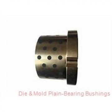 Bunting Bearings, LLC M0710BU Die & Mold Plain-Bearing Bushings