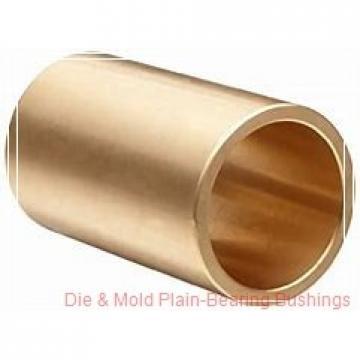 Bunting Bearings, LLC M4530BU Die & Mold Plain-Bearing Bushings