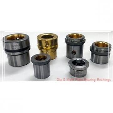 Bunting Bearings, LLC NN081212 Die & Mold Plain-Bearing Bushings