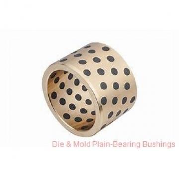 Bunting Bearings, LLC M0610BU Die & Mold Plain-Bearing Bushings