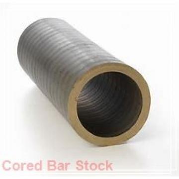 Oilite CC-1600-1 Cored Bar Stock