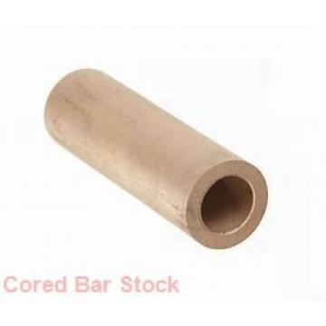 Oilite CC-3006 Cored Bar Stock