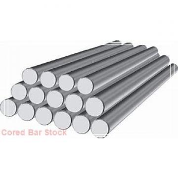 Oilite CC-3700-1 Cored Bar Stock