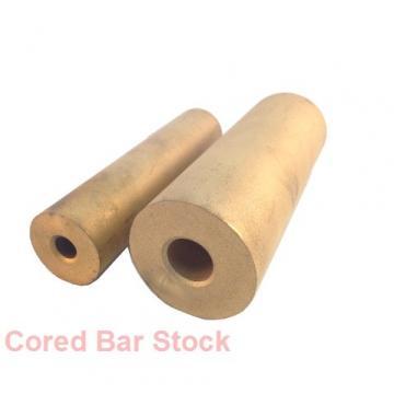 Oilite CC-1001 Cored Bar Stock