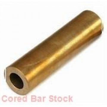 Oilite CC-2007 Cored Bar Stock