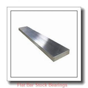 L S Starrett Company 54193 Flat Bar Stock Bearings