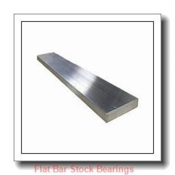L S Starrett Company 57499 Flat Bar Stock Bearings