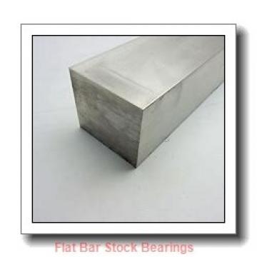L S Starrett Company 54881 Flat Bar Stock Bearings