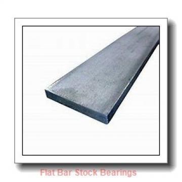 Precision Brand 30134 Flat Bar Stock Bearings